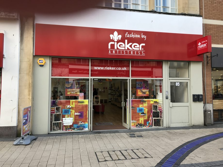Rieker Bristol Shopping Quarter