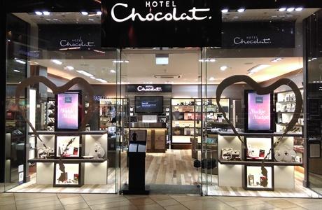 Hotel Chocolat Bristol Shopping Quarter