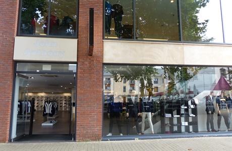 John Anthony Bristol Shopping Quarter