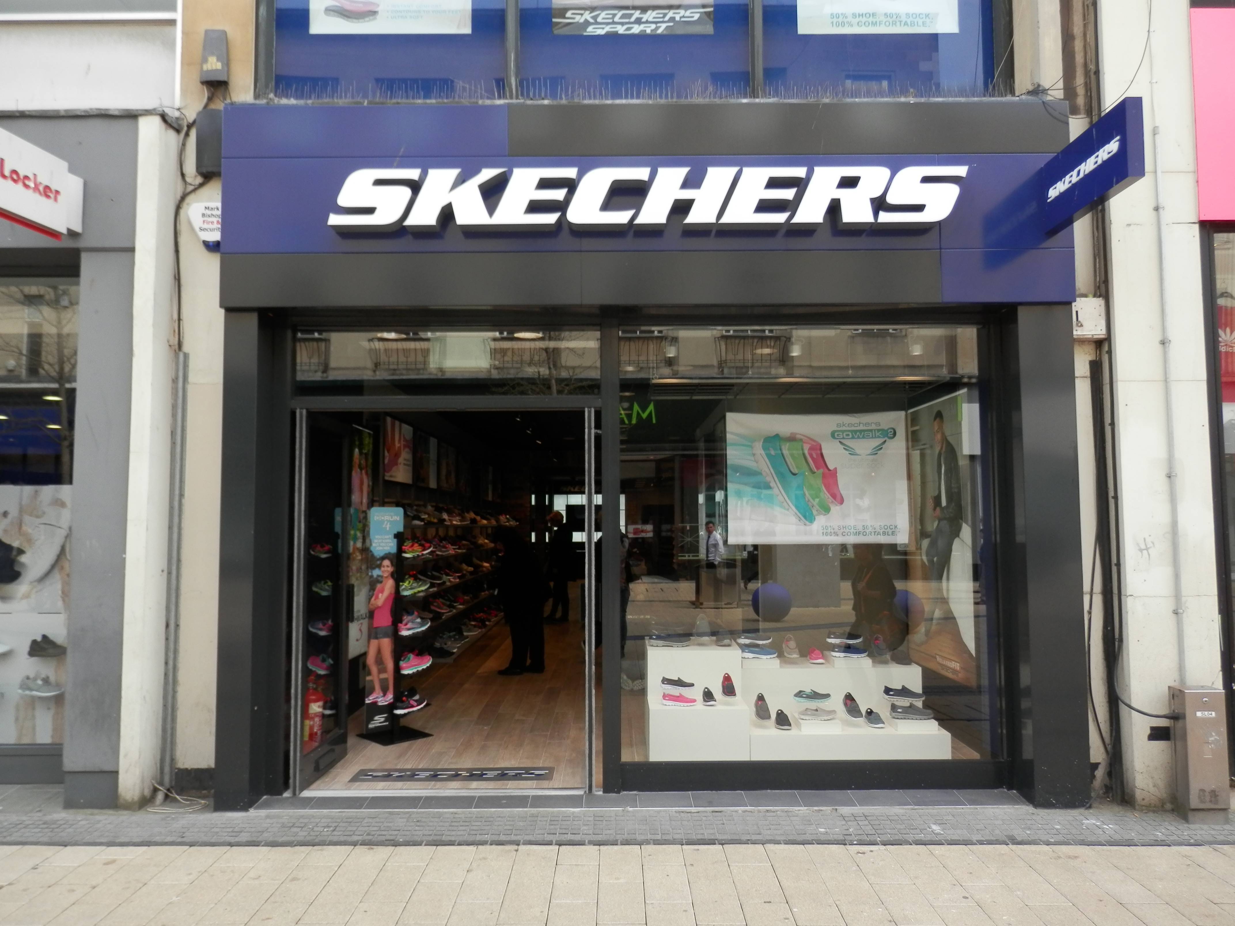 7e7932585336 Sketchers - Bristol Shopping Quarter