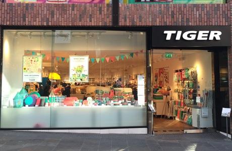 Tiger Bristol Shopping Quarter