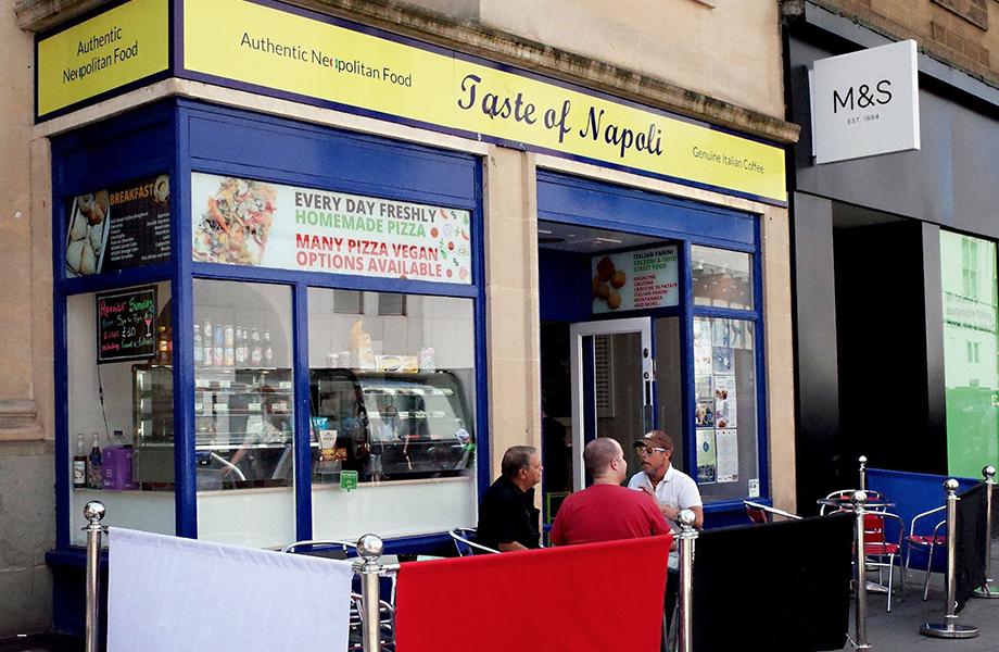 Italian Food Shop Bristol