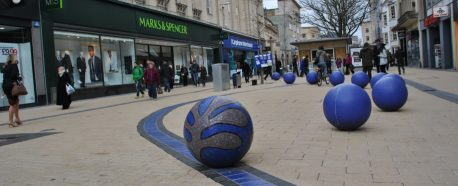 opening hours in Bristol Shopping Quarter