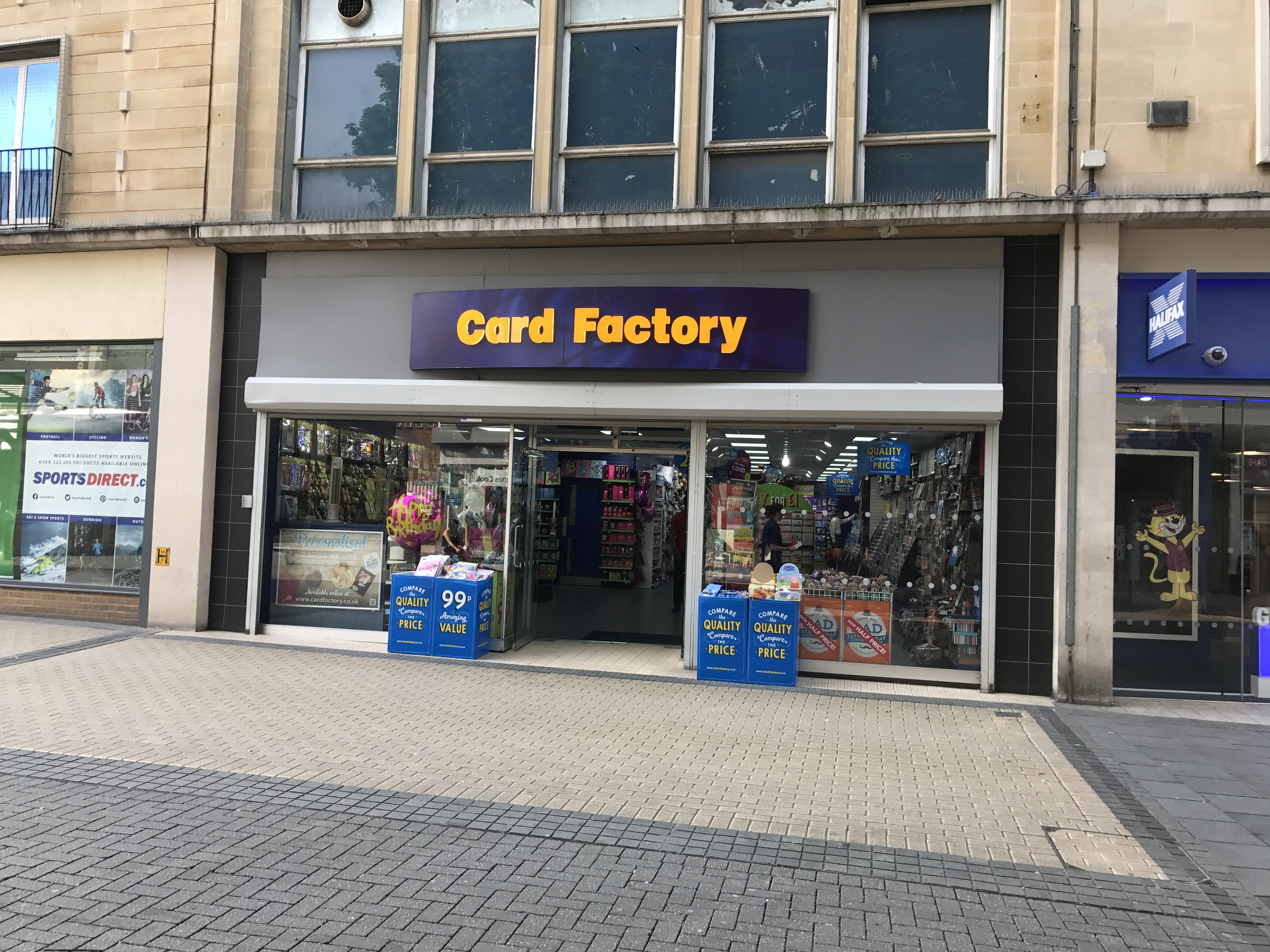 Card factory 21 23 broadmead bristol shopping quarter m4hsunfo