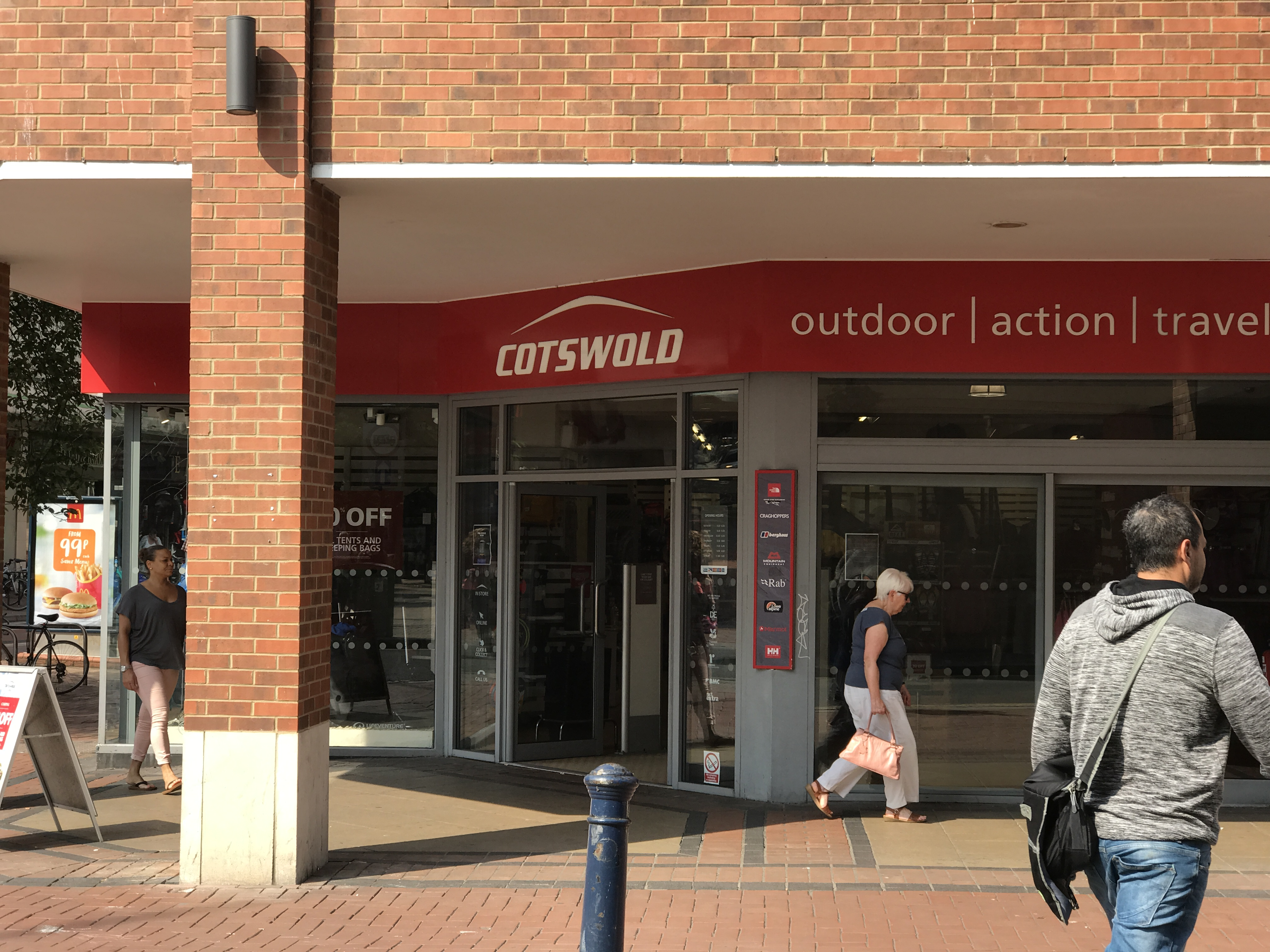 e93c44a5239 Cotswold Outdoor and Runners Need - Bristol Shopping Quarter