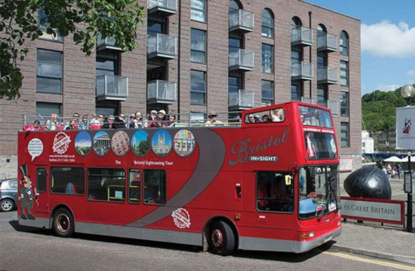 Bristol Insight bus tours