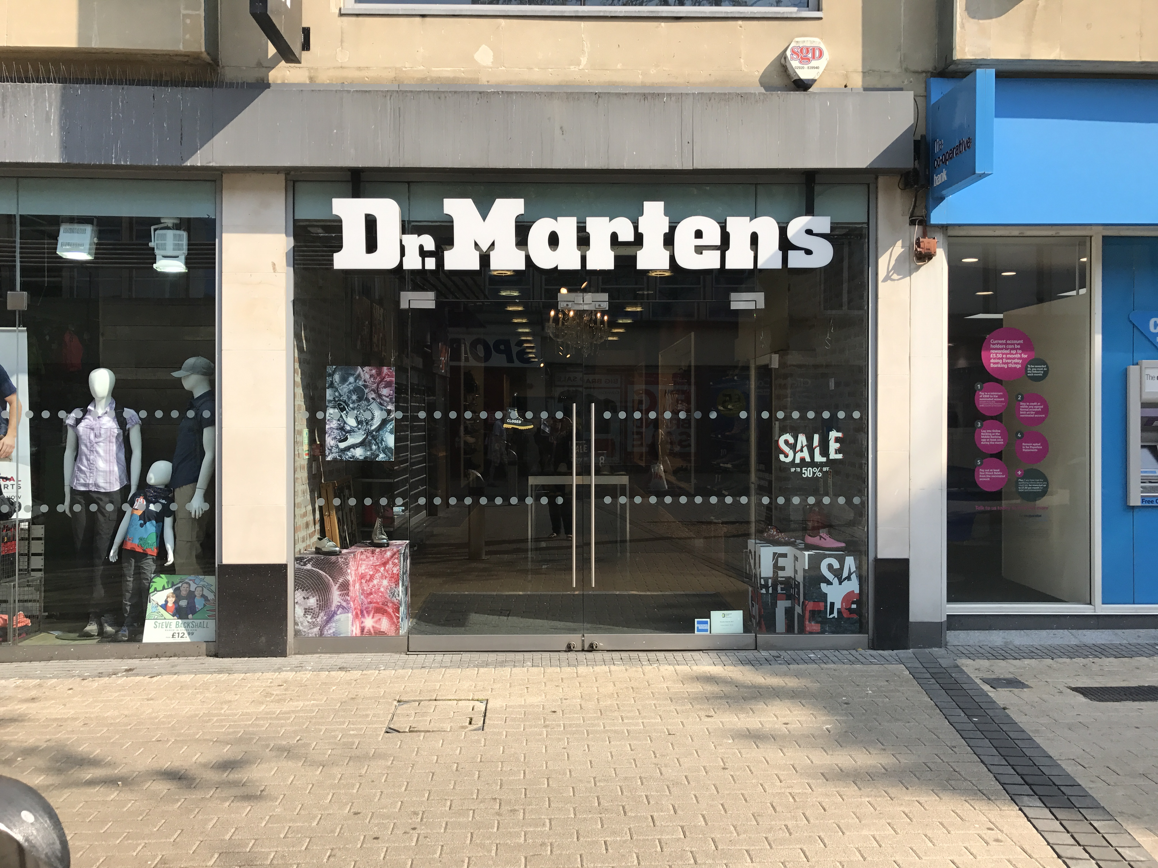 free shipping best supplier great prices Dr. Martens - Bristol Shopping Quarter