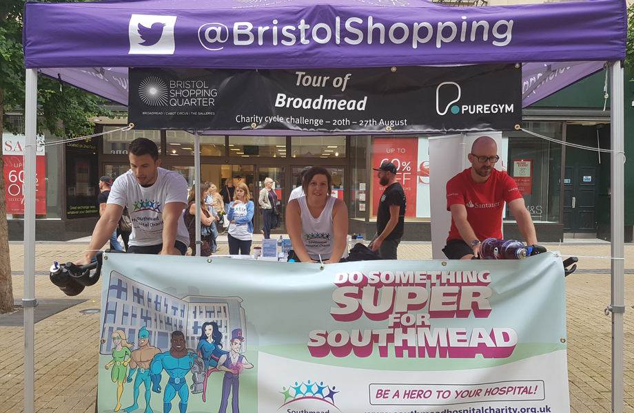 Tour of Broadmead