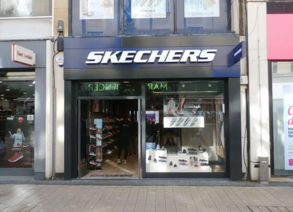 60% Freigabe exquisites Design schön billig Skechers - Bristol Shopping Quarter