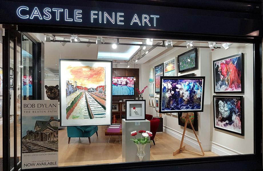 Castle Fine Art Bristol Shopping Quarter