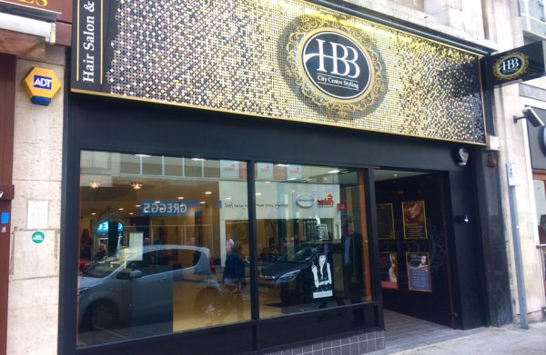 HBB City Centre Styling