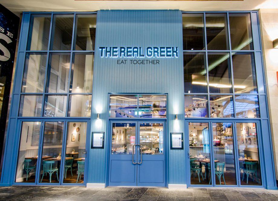 Greek Restaurant Bristol