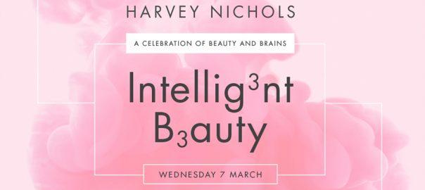 Intelligent Beauty at Harvey Nichols