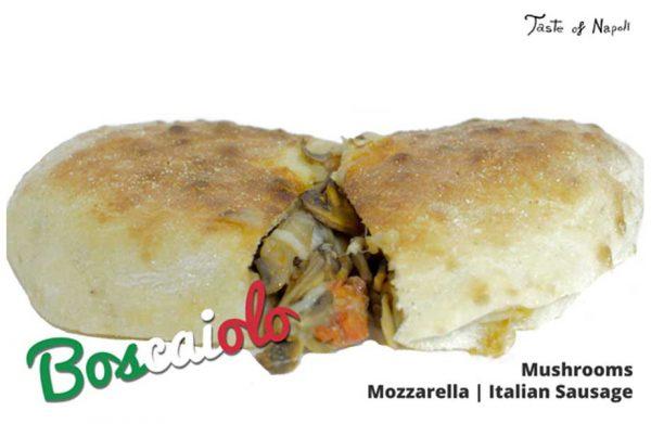 Taste of Napoli
