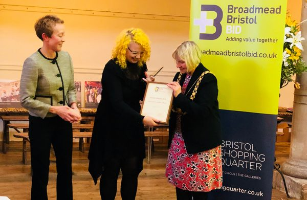 Broadmead BID retailer awards