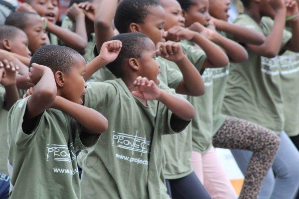 Zulu Choir