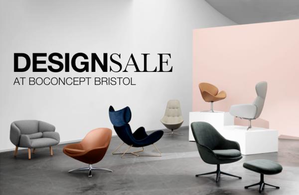 BoConcept Bristol design sale