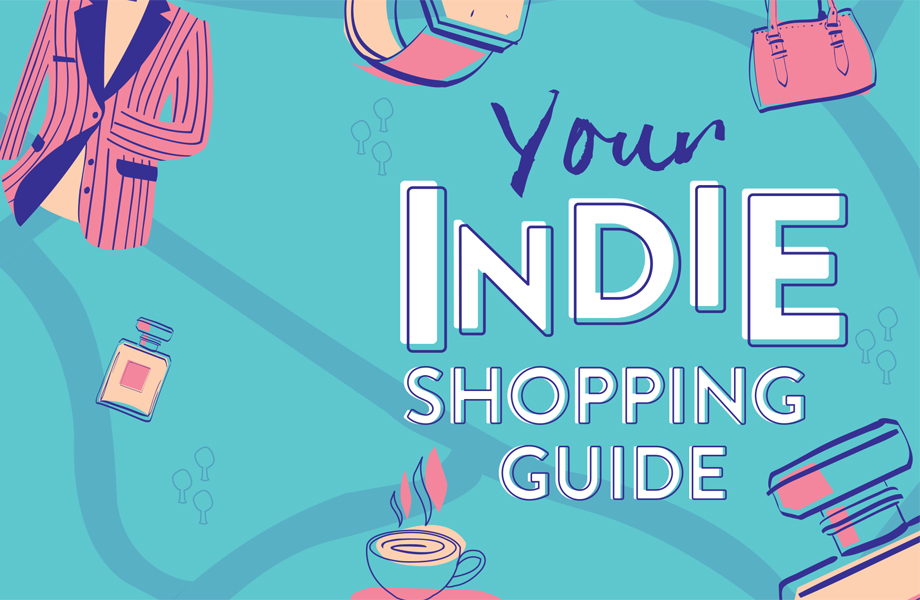 Shop the Indies
