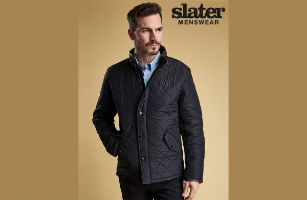 Barbour at Slater Menswear