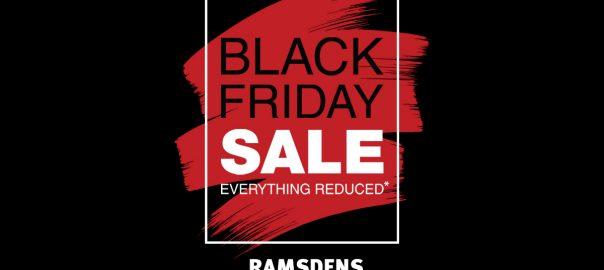 Black Friday at Ramsdens