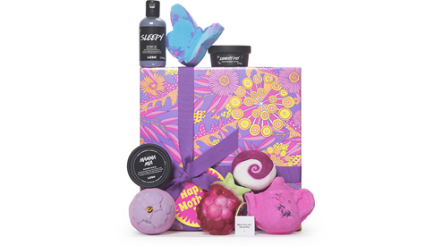 mother's day at lush