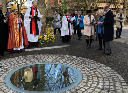 St Edith's Well