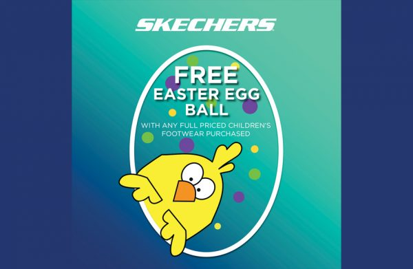 Easter Egg Ball at Skechers