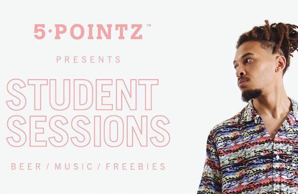 5 Pointz student event