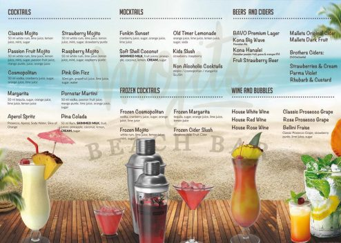 Mojito Beach Bar