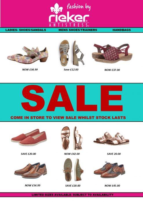spring/summer sale