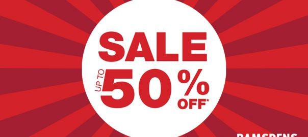 Ramsdens summer sale