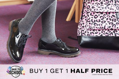 Back to school with Deichmann