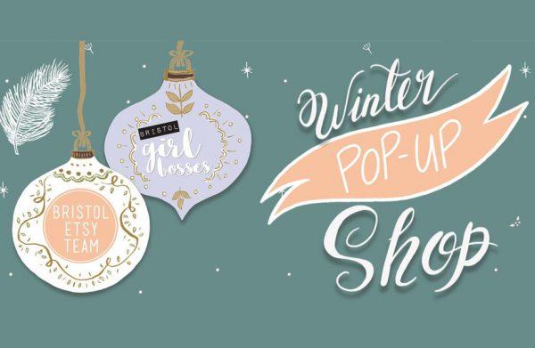 Bristol Etsy Team Winter Pop Up Shop